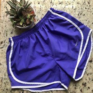 Cute & Comfy Purple Nike Dri-Fit Shorts Size Small